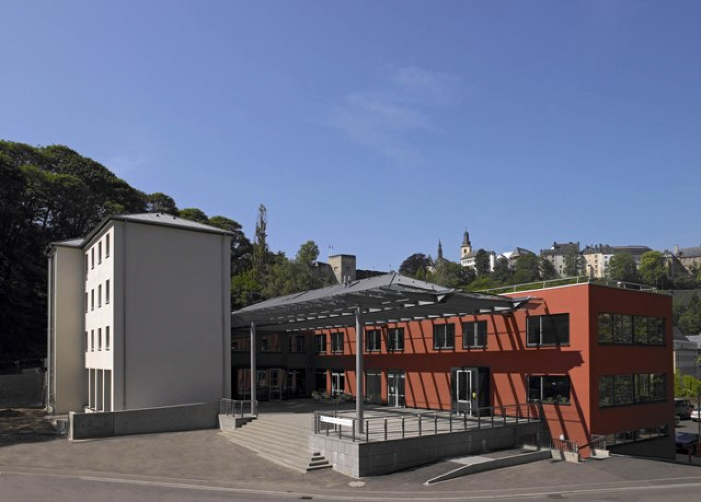 Youth hostel in luxembourg city youth hostels luxembourg for Auberge de jeunesse la maison price