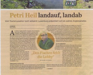 Petri heil landauf, landab 01 (Journal)