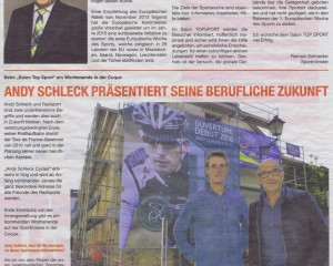 Salon Top Sport 07 (Luxemburger Wort)