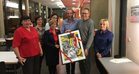 Luxembourg's Youth Hostels received numerous gifts