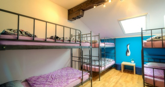 This hostel is suitable for individuals, couples, families as well as groups. (Copyright: Sandro Sedran S-Team)