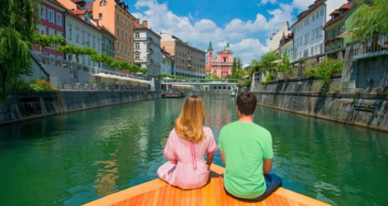 In Ljubljana, the green capital of Europe, you'll find yourself surrounded by trees, parks, hills and rivers.