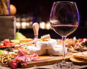 Wine Cheese Enjoy