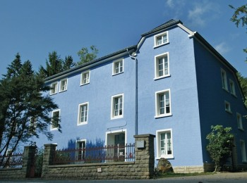 The youth hostel Larochette is located in the heart of nature.